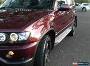 BMW X5 E53 4.4I v8 4x4 merc audi vw saab volvo hsv holden ford tow car for Sale