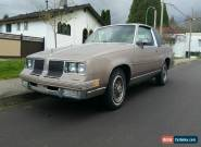 1983 Oldsmobile Cutlass Brougham for Sale