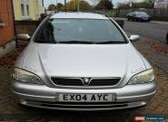 2004 Vauxhall Astra 1.6 twinport LS Estate for Sale