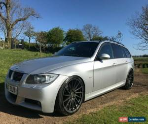 Classic BMW E91 330D MODIFIED COILOVER REMAP STANCE M3  for Sale