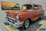 Classic 1957 Chevrolet Sedan Delivery Street Rod for Sale