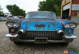 Classic 1958 Cadillac Eldorado for Sale