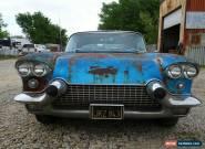 1958 Cadillac Eldorado for Sale