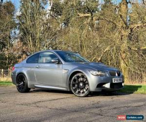Classic 2010 60 BMW M3 4.0 V8 Coupe Manual Grey *FULL BMW SERVICE HISTORY* for Sale