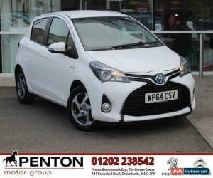 Classic 2014 Toyota Yaris 1.5 VVT-h Icon E-CVT 5dr for Sale