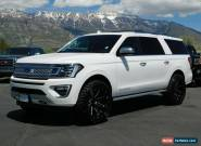 2020 Ford Expedition PLATINUM for Sale