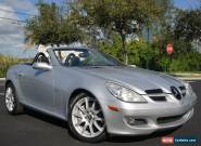 2008 Mercedes-Benz SLK-Class 3.5L for Sale