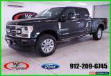Classic 2020 Ford F-250 Limited for Sale