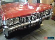 1968 Chevrolet Impala SS427 for Sale