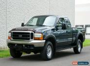 1999 Ford F-250 1999 Ford Super Duty F-250 XLT NO RESERVE AUCTION for Sale