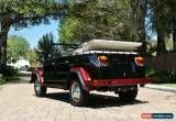 Classic 1974 Volkswagen Thing for Sale