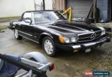 Classic 1976 Mercedes-Benz SL-Class for Sale