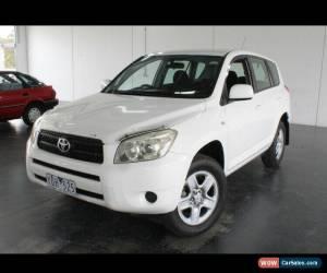 Classic Toyota 2006 Rav 4 CV (4+4) Automatic Wagon RWC Registered till 16/9/2020 Clean for Sale