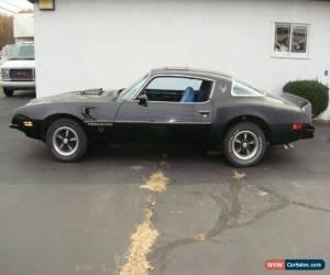 Classic 1975 Pontiac Trans Am Pontiac for Sale