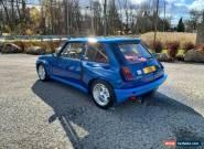 Renault: R5 ALPINE TURBO for Sale