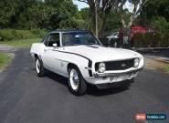 1969 Chevrolet Camaro Super Super Sport 396 for Sale