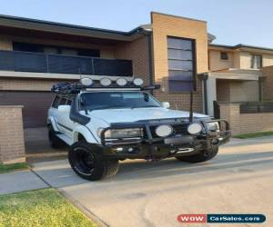 Classic 1996 Toyota Landcruiser vx Sahara 1hd-ft 24v turbo diesel  fully decked out  for Sale