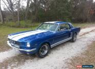 1966 Ford Mustang V8 COUPE for Sale