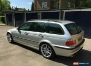BMW E46 330i Touring for Sale
