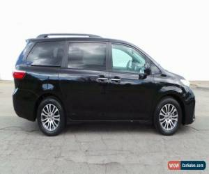 Classic 2018 Toyota Sienna Passenger Van XLE 8 for Sale