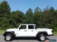 2020 Jeep Gladiator Sport S for Sale