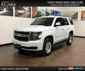 Classic 2018 Chevrolet Tahoe LS for Sale