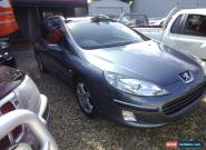 Peugeot 407 ST HDi Touring Executive (2007) 4D Wagon Automatic (2L - Diesel... for Sale