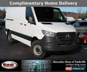 Classic 2019 Mercedes-Benz Sprinter 1500 Standard Roof GAS 144 RWD for Sale