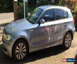 Classic BMW 1 series 118i 2007  - non runner spares or repair  for Sale
