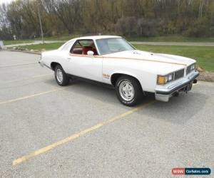 Classic 1977 Pontiac Le Mans for Sale
