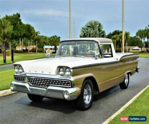Classic 1959 Ford Ranchero for Sale