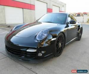 Classic 2011 Porsche 911 Turbo 3.8L H-6 PDK-Dual-clutch. for Sale