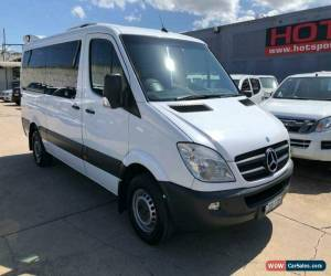Classic 2012 Mercedes-Benz Sprinter NCV3 316CDI White Automatic A Van for Sale