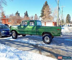 Classic 1974 Ford F-250 for Sale