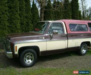 Classic 1979 Chevrolet C-10 for Sale