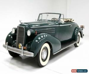 Classic 1936 Cadillac Fleetwood Convertible Coupe for Sale