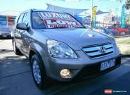 2005 Honda CR-V 2005 Upgrade (4x4) Sport Automatic 5sp A Wagon for Sale