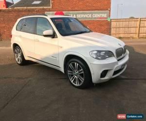 Classic 2013 BMW X5 xDrive40d M Sport 5dr Auto ESTATE Diesel Automatic for Sale