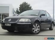 Volkswagen Passat 2.8 V6 (2001) 4D Sedan Automatic (2.8L - Multi Point F/INJ)... for Sale