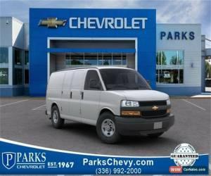 Classic 2019 Chevrolet Express Work Van for Sale