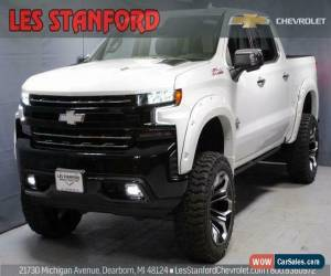 Classic 2020 Chevrolet Silverado 1500 Black Widow Edition for Sale