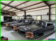 1967 Ford Mustang 1965, 1966, Custom Built Body, Restoration Available for Sale