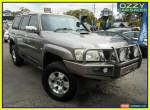 2009 Nissan Patrol GU VI ST (4x4) Bronze Automatic 4sp A Wagon for Sale