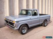 1977 Ford F-100 F-100 Custom Half-ton Pickup Truck for Sale