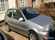VW Polo E 1.0, X Reg, Ideal First Car for Sale