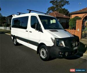 Classic 2015 Mercedes-Benz Sprinter NCV3 316CDI White Automatic A Van for Sale
