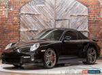 2011 Porsche 911 All-Wheel Drive Cabriolet Turbo S for Sale