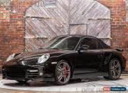 2011 Porsche 911 All-Wheel Drive Cabriolet Turbo S for Sale