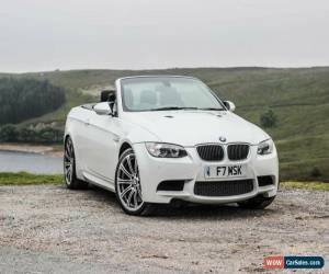 Classic Bmw M3 Convertible 4.0 DCT 415bhp for Sale