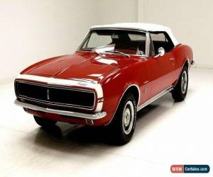 Classic 1967 Chevrolet Camaro RS Convertible for Sale